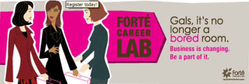 "UCLA ANDERSON AND FORTÉ FOUNDATION TO BRING ""2011 CAREER LAB"" TO LOS ANGELES-AREA UNDERGRADUATE WOMEN"