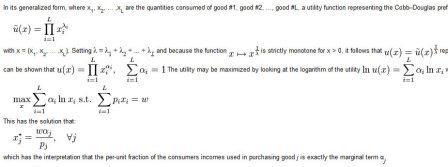 Econ equation small