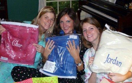 Girls blankets