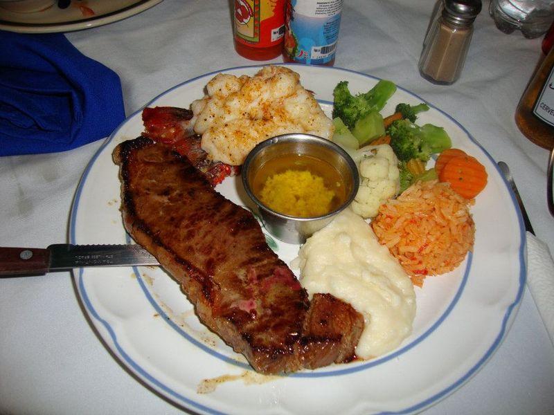 Cabo steak