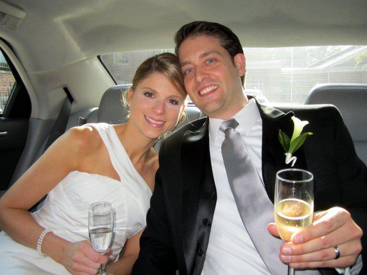 Wedding 2 limo