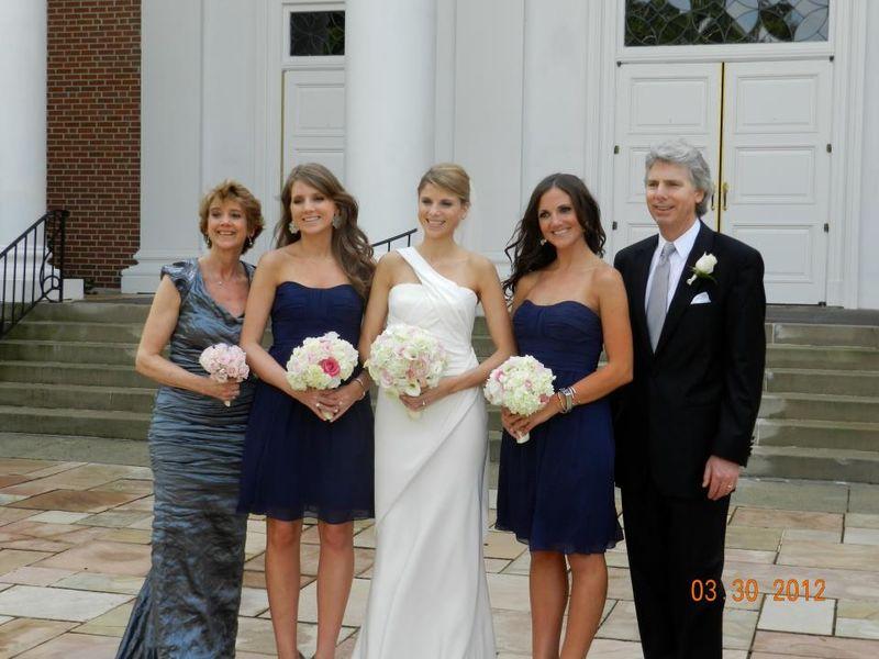 Wedding 1 fam