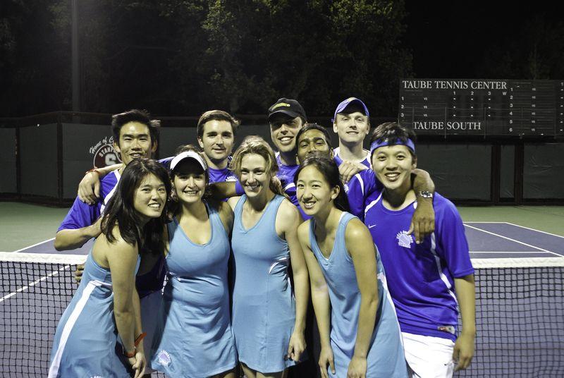 C4C Tennis Team