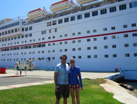 Cruise boat 1