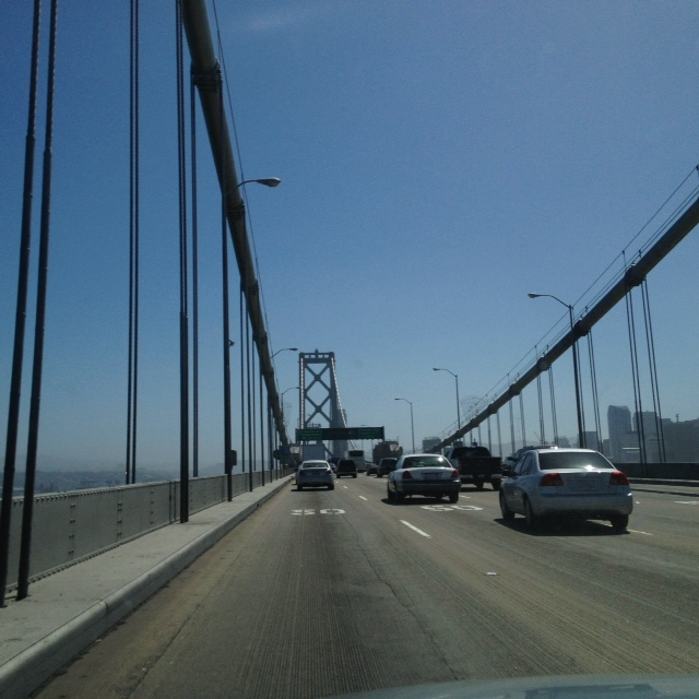 Photo bay bridge