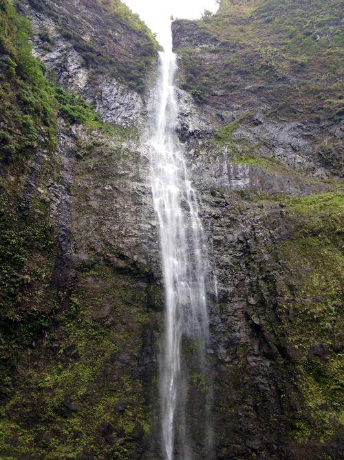 Hawaii hanakapiai falls