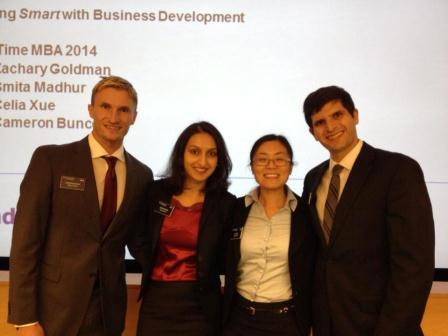 Deloitte Case Winners