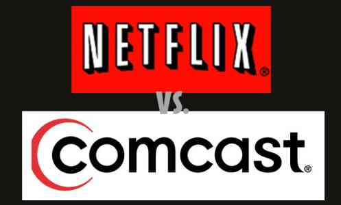 Comcast vs netflix