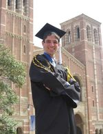 Devon Dickau graduation 2007