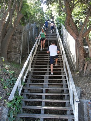 Sm stairs