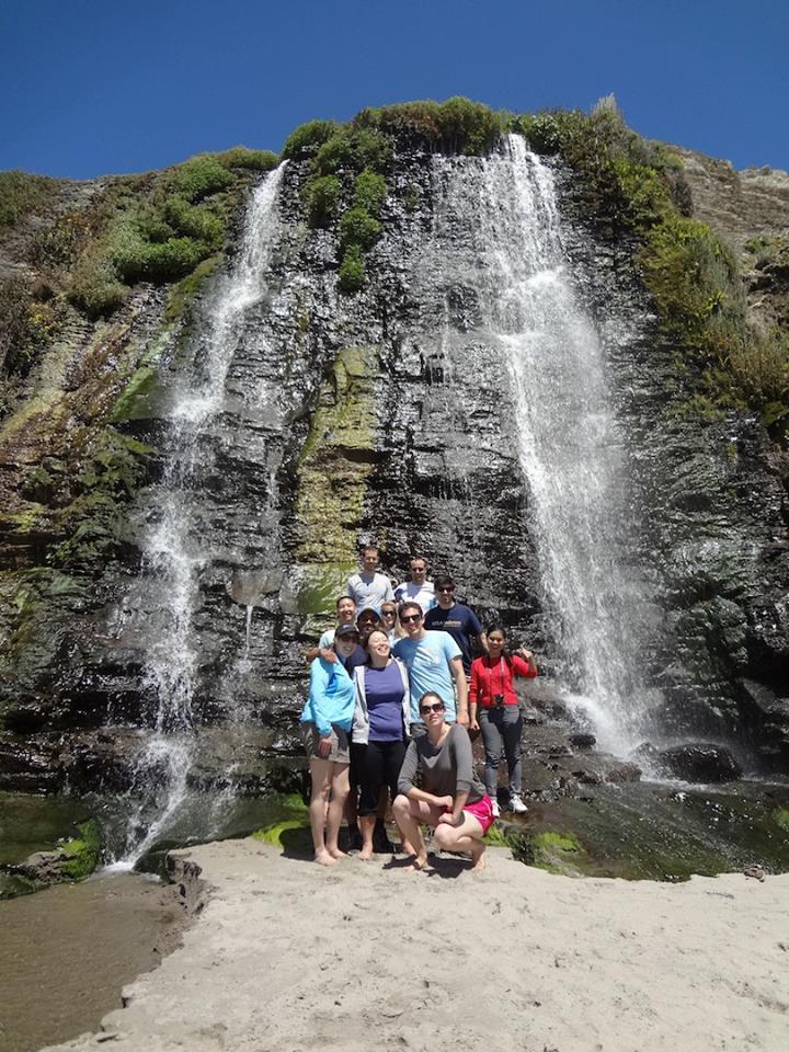 Alhambra Falls
