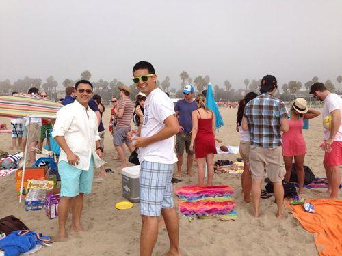 JV Beach Day