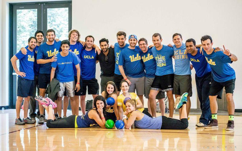 C4C dodgeball champs
