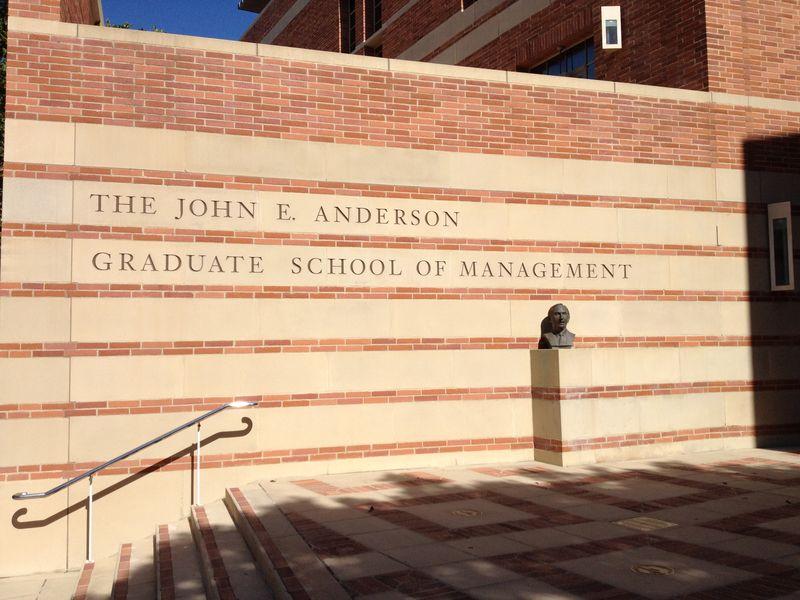 Anderson entrance