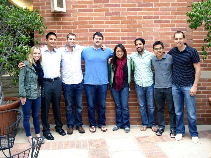 2013-2014 Joint Ventures Team