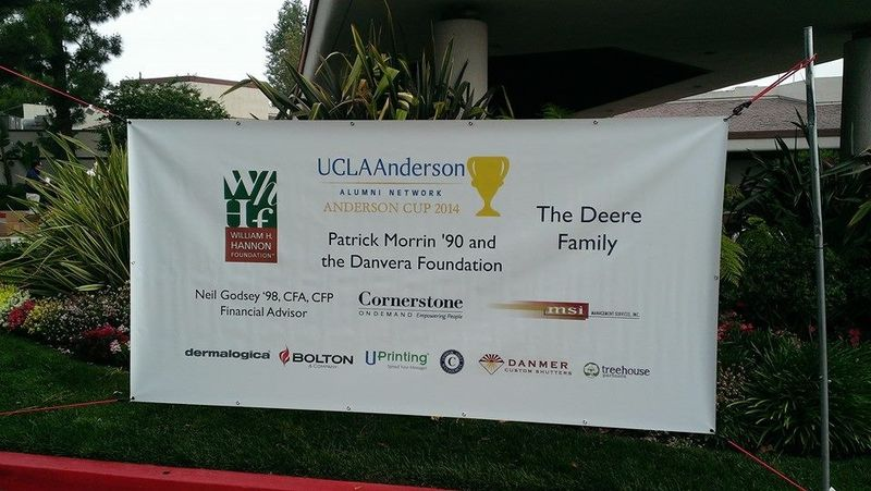 Anderson Cup Banner