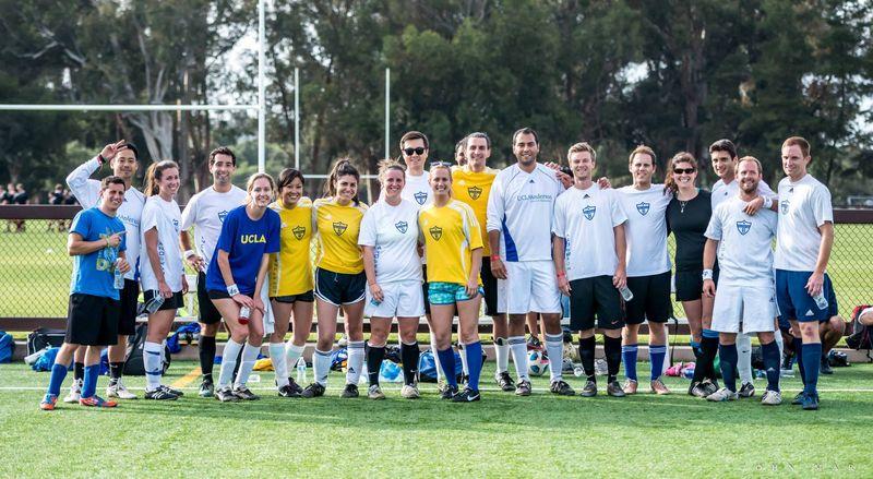 C4C soccer co-ed champs