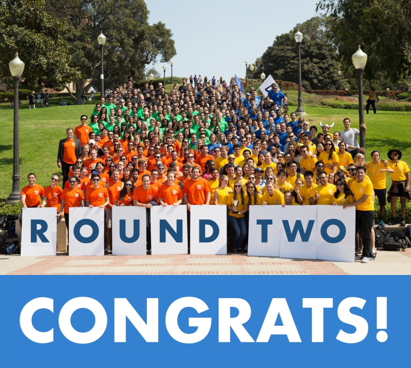 From The Dean's Desk: Round 2 Decisions Released Today