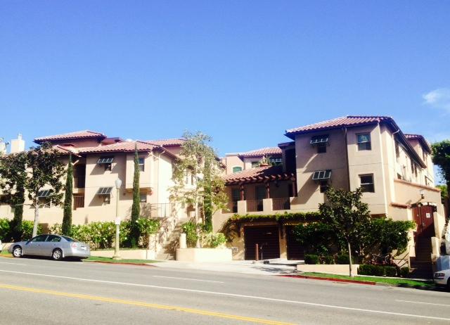 Hilgard Avenue Graduate Student Apartments