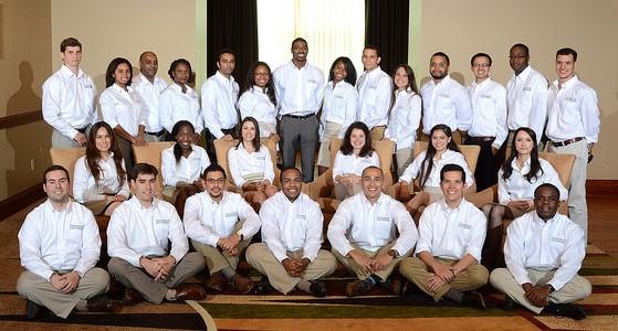 OP 2015 Class Photo